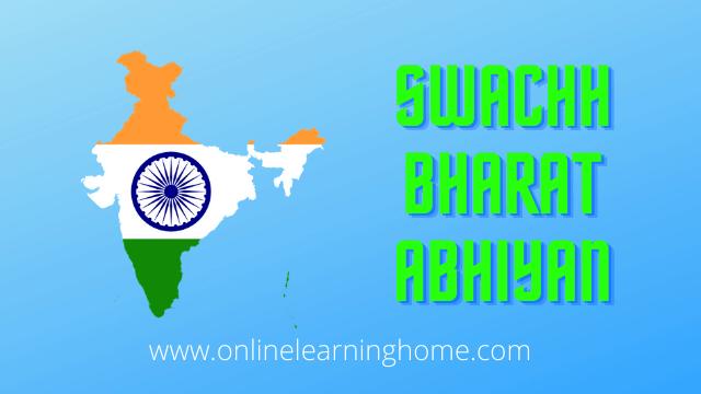 Swachh Bharat Abhiyan Essay In English